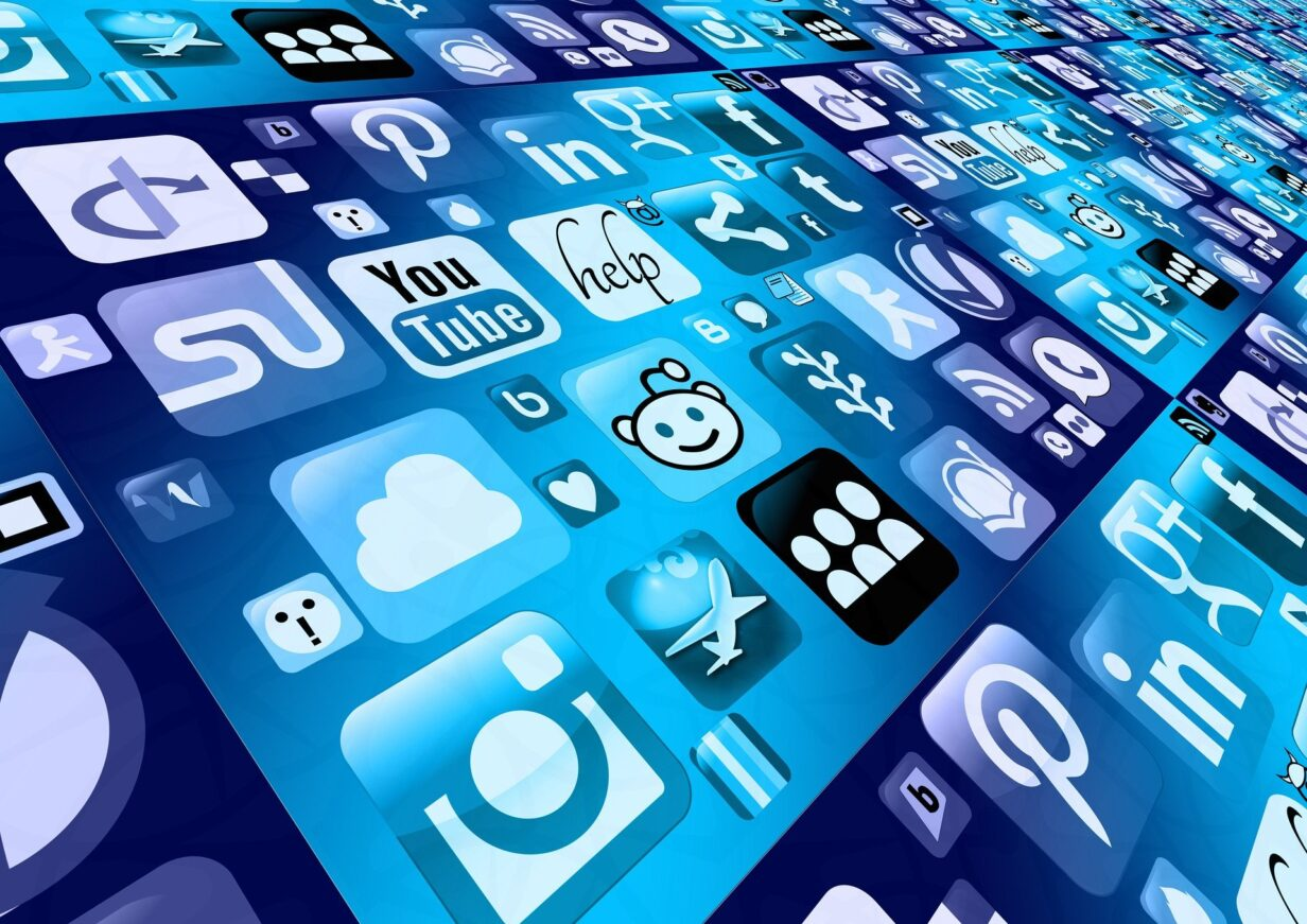 Aplicaciones móviles más descargadas
